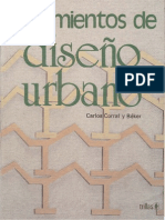 libro de lineamientos de diseño urbano