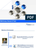 Mc Kinsey seven S Templates in Powerpoint