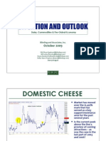 Dairy Outlook - Conference Call Replay through 10/27