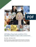 CULA - Liquidity Program - #UAE