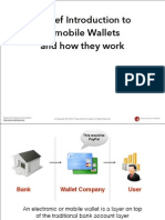 Concept of Mobile Wallet