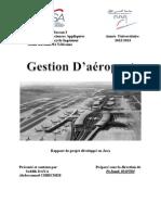 Rapport de Projet Java Aéroport