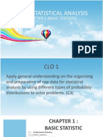1.0 Basic Statistic 1.1