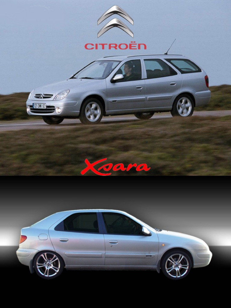 Citroen Xsara Ii Manual De Taller  2000