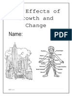 the effects of growth and change differentiated workbook