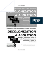 Decolonization and Abolition Teach in Packet
