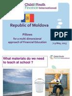 Cara Moldova Istanbul 7-9 May 2013