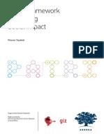 PATRI Framework for Scaling Social Impact