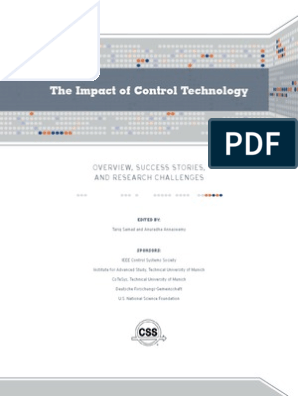 Impact of Control | Unmanned Aerial Vehicle | Control Theory