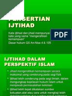 Ijtihad (Viii)