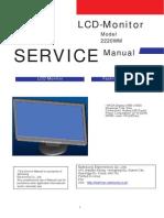 Samsung 2220WM Service Manual