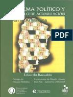 Basualdo_Sistema político y modelo de acumulación