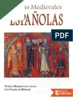 Reinas Medievales Espanolas - Vicenta Maria Marquez de La Plata