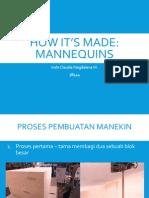 Indri 38944 Mannequins