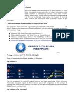 Guida di riferimento utile alla correzione Web Shield