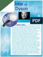 steve jobs and james dyson