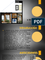 Proyecto Final E-business