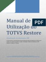 Manual - ToTVS Restore-1