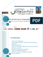 Análisis del Mercado de Combustibles en el Perú