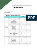 2.2014 GKS Graduate Courses Daejeon University Information(English)