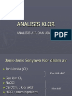 ANALISIS KLOR