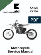 kx125 kx250 94 98 service manual carburetor. Black Bedroom Furniture Sets. Home Design Ideas