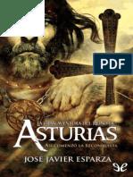 La gran aventura del reino de Asturias de Jos� Javier Esparza r1.1