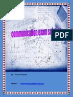 Communication Solution Exam