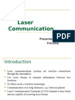 Laser Communication