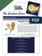 Grand Ledge High School Newsletter April 2014