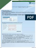 Manual Aduaneiro -Diagnóstico, Registro e Exclusão