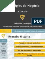 Estratégias de Negócio - Ryanair