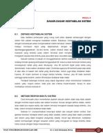 Modul 8 Dasar Dasar Kestabilan Sistem