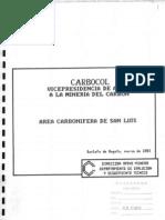 Area Carbonera San Luis