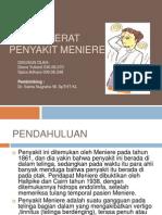 Penyakit Meniere Ppt