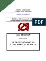 Frente Unico Comunistas Francia
