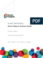 Email Marketing 7 Steps
