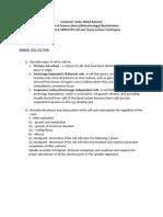 Tutorial 1 ATC Answer Scheme