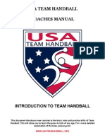 Handball Basics for Coaches 101