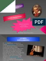 Beethoven - Quinta Sinfonía 3º Mvto CON MUSICA.pptx