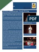 World TB Day Eritrea 2014