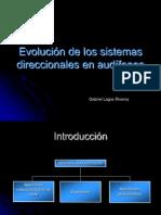 Evolución de los sistemas direccionales en audífonos