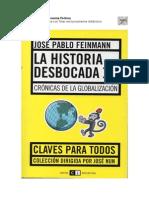 02 La Unica Deuda de America Latina - Jose Pablo Feinmann
