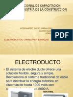 Inst.electricas-electroductos, Canaletas y Bandejas