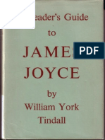 William York Tindall - A Reader's Guide to James Joyce