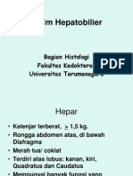 Histologi-Hepatobilier