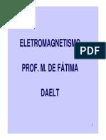 A Importancia Do Eletromagnetismo
