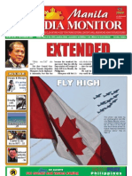 Manila Media Monitor -- SEPTEMBER 2009