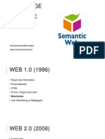 Taking Advantage of Semantic Web