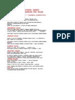 1. Talleres de Insertar Hojas Excel